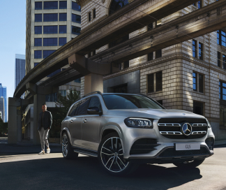 The all new GLS.