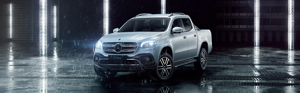 The new X-Class.